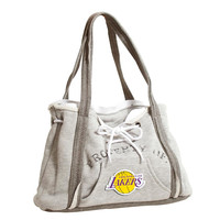 Los Angeles Lakers NBA Property Of Hoodie Purse