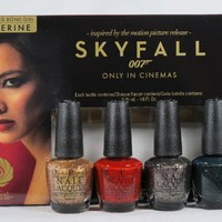 OPI Mini Collection Skyfall | AihaZone Store