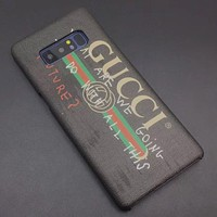 Perfect Gucci Phone Cover Case For Samsung Galaxy s8  s8Plus Note8
