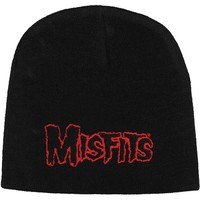 Misfits Men's Beanie Black