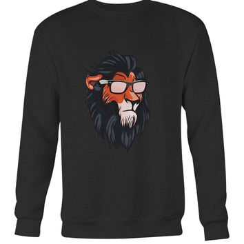The Lion King Cool Summerish Scar Long Sweater