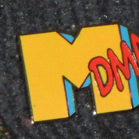 MDMA Where's Molly Ecstasy Moon Rocks Enamel Lapel Hat Pin