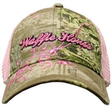 Waffle House Pink Camo Hats | Free shipping On $75