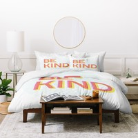 Gabi Be Kind Duvet Cover