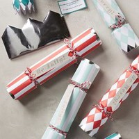 Be Jolly Christmas Crackers by Anthropologie Multi Set Of 6 House & Home