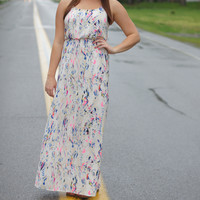 Anything Can Happen Maxi Dress