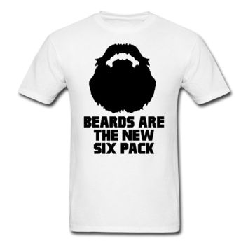 Bears Are The New Six Pack T-Shirt - Men's Crew Neck Tee
