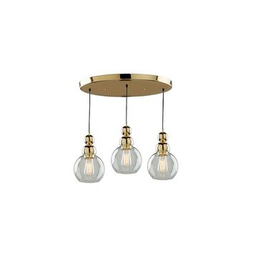 Artcraft Lighting Popular 3 Light Kitchen Island Pendant