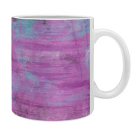 Allyson Johnson Purple Paint Coffee Mug