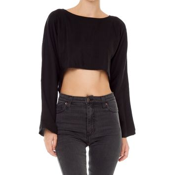Delphine Cropped Top