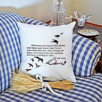 Demi Lovato Quotes for attractive design pillowcase is made of cotton with a size of 18x18 and 22x22