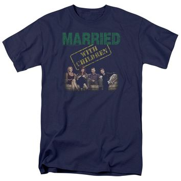 Married With Children - Vintage Bundys Short Sleeve Adult 18/1