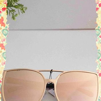 Mirror, Mirror on the Wall Sunglasses