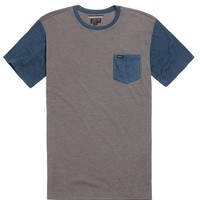 RVCA Change Up Knit T-Shirt - Mens Tee