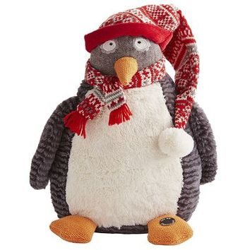 Dodger the Plush Talking Penguin$35.00
