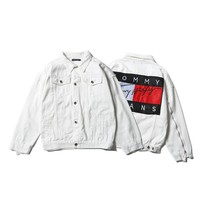 auguau Tommy Jeans Classic Jacket