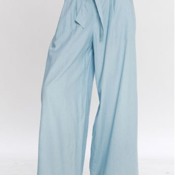 Light Indigo Pants