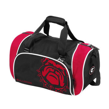 Georgia Bulldogs NCAA Locker Duffel