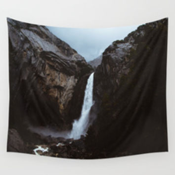 Black Bear Meadow II Wall Tapestry by jasde