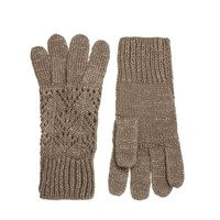 Oasis Pointelle Gloves