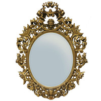 18th Century Baroque Mirror