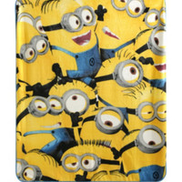 Despicable Me Minions Plush Throw