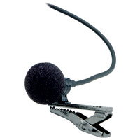 Azden Lavalier Microphone (unidirectional Microphone)