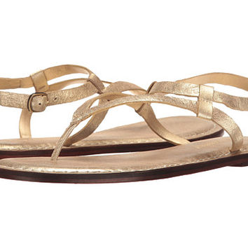 Bernardo Merit Gold Metallic Suede - Zappos.com Free Shipping BOTH Ways