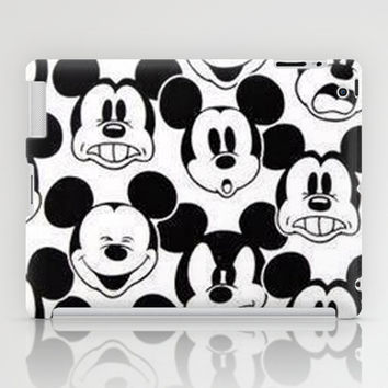 Mickey Mouse iPad Case by Pink Berry Pattern | Society6
