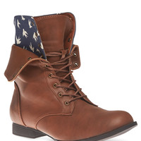 Free As A Bird Foldover Boots | Wet Seal