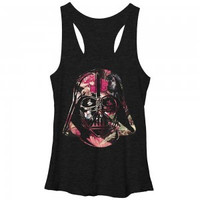 Star Wars Darth Vader Floral Tank (Women's)