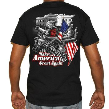 Make America Great Again T-shirt MAGA