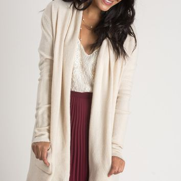 Darlene Cream Cardigan