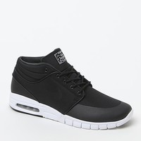 Nike SB Stefan Janoski Max Mid Shoes - Mens Shoes - Black