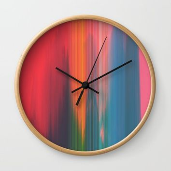 Apex Wall Clock by duckyb