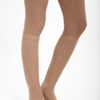 So Comfy Thigh High Socks $18