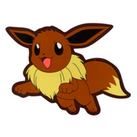 Pokemon Eevee Sticker