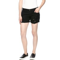 Susan Boyfriend Denim Shorts