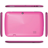 """Supersonic Munchkins 7"""" Android 5.1 Quad-core 4gb Kids' Tablet (pink)"""