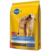 Pedigree Puppy Complete Nutrition Dog Food, 28 lb - Walmart.com