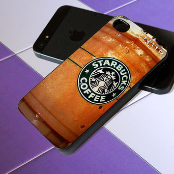 Starbucks Coffee - iPhone 4 / iPhone 4S / iPhone 5 / Samsung S2 / Samsung S3 / Samsung S4 Case Cover