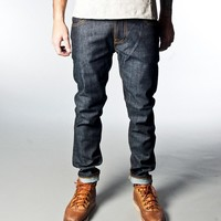 Thin Finn Organic Dry Twill - Nudie Jeans Co Online Shop