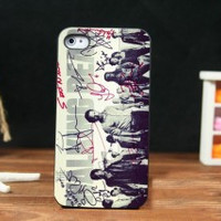 the walking dead cover movie and signature iPhone Case And Samsung Galaxy Case