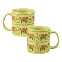 Vandor 'Dr. Seuss™ - The Grinch' Ugly Sweater Ceramic Mug | Nordstrom