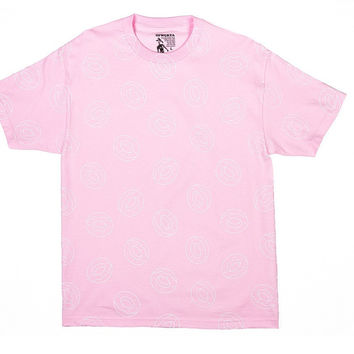 ALL OVER DONUT TEE PINK – Odd Future