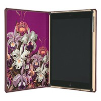 Beautiful Lavender Vintage Flowers Cover For iPad Air