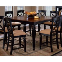 4439-835W Northern Heights Counter Height Dining Table