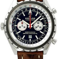 Lussotime - Breitling Chrono-Matic Stainless Steel Men's Watch - A4136012/B765