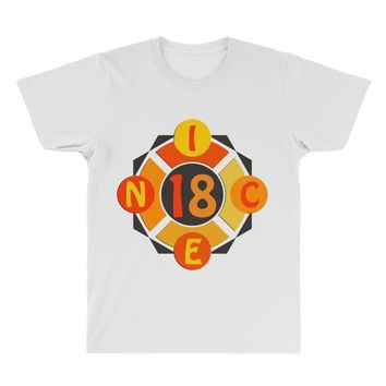 nice 18 All Over Men's T-shirt