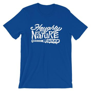 Haughty by Nature Short-Sleeve Unisex T-Shirt